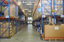 Provisionsfrei vom Eigentümer! 1383 m² Halle/Produktionsfläche inkl. Regalanlage